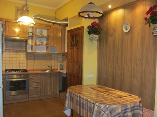 1-комнатная квартира посуточно в Львове. Шевченковский район, ул. Лемковская, 2. Фото 1
