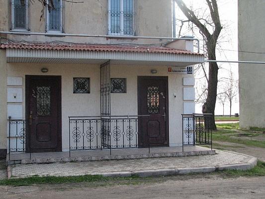 1-комнатная квартира посуточно в Керчи. ул. Айвазовского, 23. Фото 1