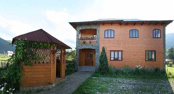 Дом  посуточно в Микуличине. ул. М. Грушевского, 79г. Фото 1