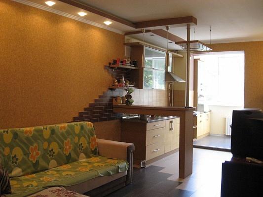 1-комнатная квартира посуточно в Одессе. Приморский район, Светлый пер.. Фото 1