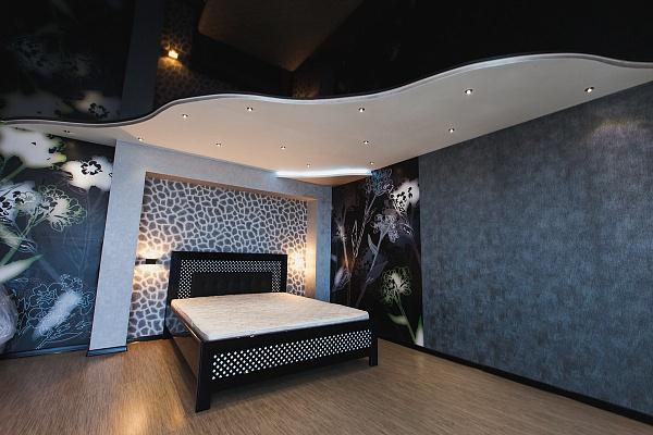 1-комнатная квартира посуточно в Лисичанске. ул. Свердлова, 364. Фото 1