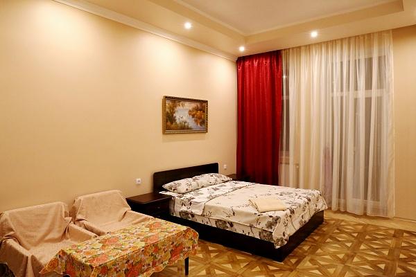 1-комнатная квартира посуточно в Львове. Железнодорожный район, ул. Декарта, 10. Фото 1