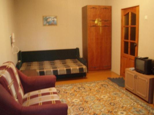 1-комнатная квартира посуточно в Севастополе. Гагаринский район, дмитрия ульянова, 22. Фото 1