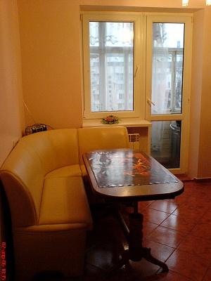 1-комнатная квартира посуточно в Феодосии. ул. Федько, 1. Фото 1