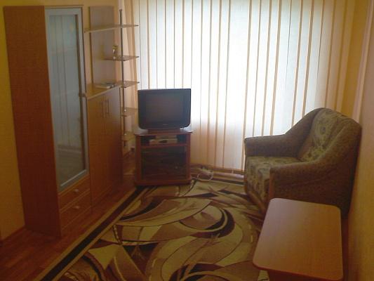 1-комнатная квартира посуточно в Кривом Роге. Саксаганский район, ул. Гагарина, 3. Фото 1
