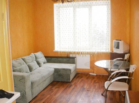 1-комнатная квартира посуточно в Харькове. Киевский район, ул. Сумская, 100. Фото 1