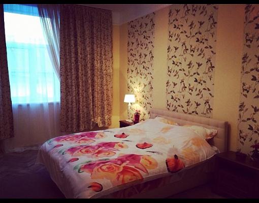 1-комнатная квартира посуточно в Львове. Галицкий район, ул. Базарная, 20. Фото 1