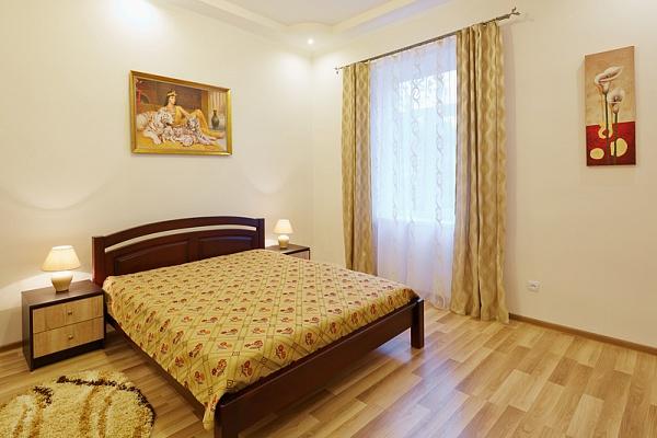 1-комнатная квартира посуточно в Львове. Галицкий район, ул. Пильникарская, 8а. Фото 1