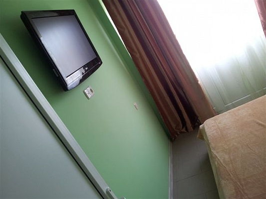 1-комнатная квартира посуточно в Затоке. ул. Лиманская, 952. Фото 1