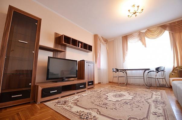 1-комнатная квартира посуточно в Николаеве. Центральный район, ул. Никольская, 56. Фото 1