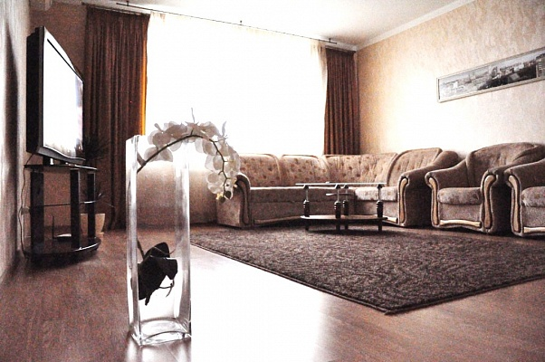1-комнатная квартира посуточно в Киеве. Дарницкий район, ул. Княжий Затон, 21. Фото 1