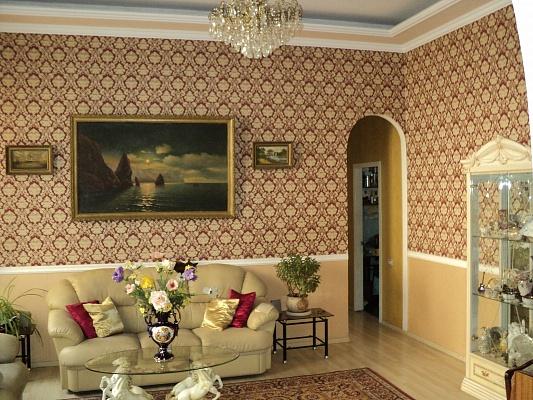 3-комнатная квартира посуточно в Одессе. Приморский район, ул. Еврейская, 19. Фото 1