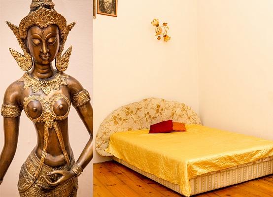 2-комнатная квартира посуточно в Одессе. Приморский район, ул. Садовая, 2. Фото 1