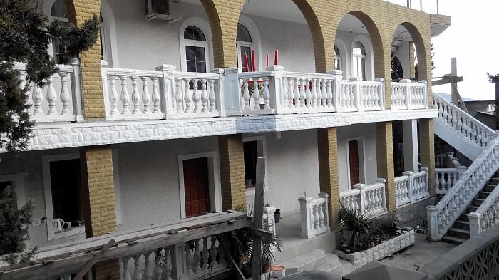 Дом  посуточно в Симеизе. ул. Красномаякская, 3. Фото 1