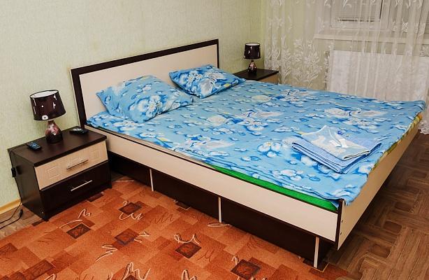1-комнатная квартира посуточно в Сумах. Заречный район, ул. Кирова, 158/1. Фото 1