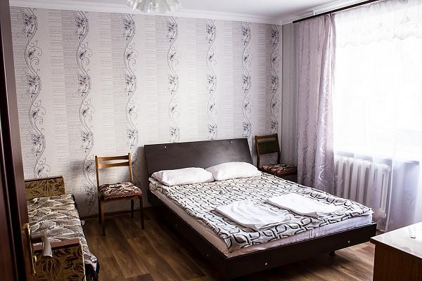 1-комнатная квартира посуточно в Виннице. Ленинский район, ул. Квятека, 16а. Фото 1