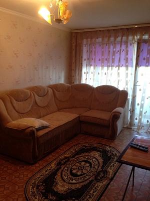 2-комнатная квартира посуточно в Одессе. Киевский район, пр-т Академика Глушко, 6в. Фото 1