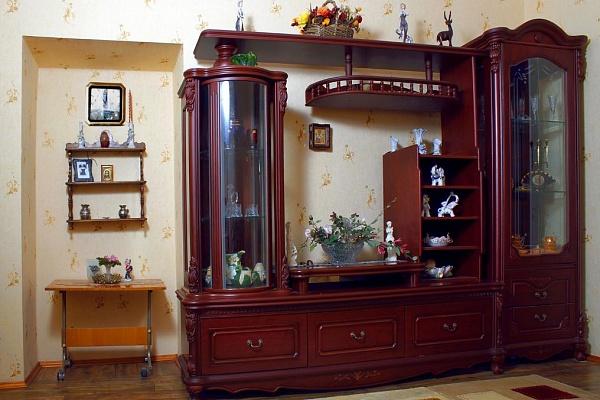 2-комнатная квартира посуточно в Одессе. Приморский район, ул. Коблевская, 41. Фото 1