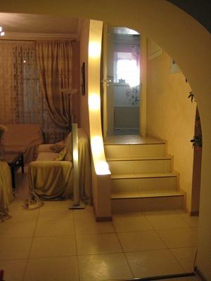 3-комнатная квартира посуточно в Одессе. Приморский район, уютная, 5. Фото 1