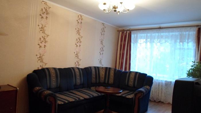 3-комнатная квартира посуточно в Одессе. Приморский район, Сегедская, 6в. Фото 1