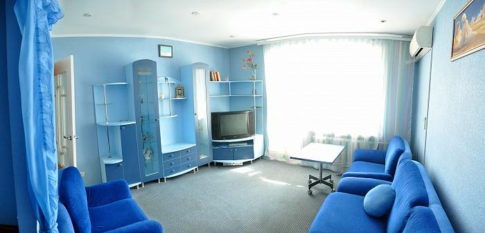 1-комнатная квартира посуточно в Николаеве. Заводской район, ул. Севастопольская, 61. Фото 1