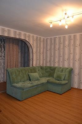 2-комнатная квартира посуточно в Севастополе. Гагаринский район, пр-т Героев Сталинграда, 41. Фото 1