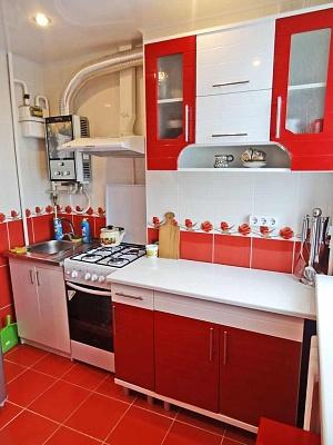 1-комнатная квартира посуточно в Феодосии. ул. Кирова, 8. Фото 1