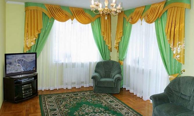 2-комнатная квартира посуточно в Трускавце. ул. Дрогобычская, 10а. Фото 1