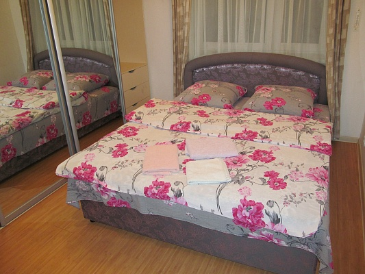1-комнатная квартира посуточно в Измаиле. пр-т Суворова, 72. Фото 1