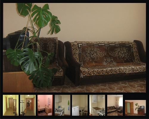 1-комнатная квартира посуточно в Тернополе. Карпенка. Фото 1