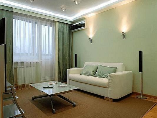 1-комнатная квартира посуточно в Ивано-Франковске. ул. Филиппа Орлика, 3. Фото 1