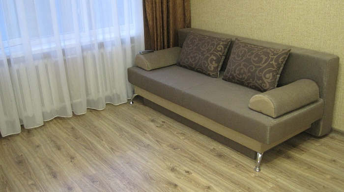 1-комнатная квартира посуточно в Одессе. Суворовский район, ул. Добровольского, 148. Фото 1