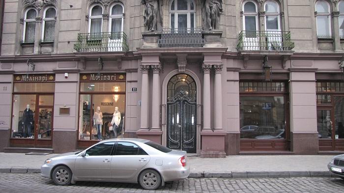 2-комнатная квартира посуточно в Львове. Галицкий район, ул. Саксаганского, 11. Фото 1