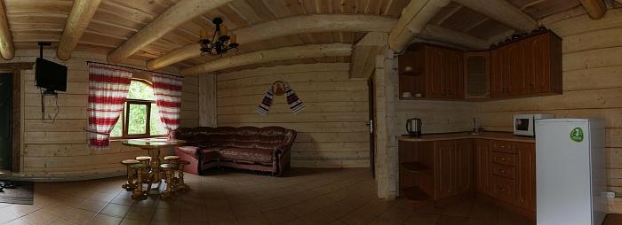 Дом  посуточно в Микуличине. ул. 1 Мая, 23а. Фото 1