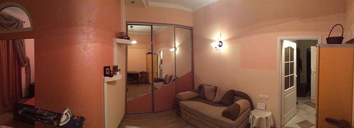 1-комнатная квартира посуточно в Львове. Галицкий район, ул. Томашевского, 7. Фото 1