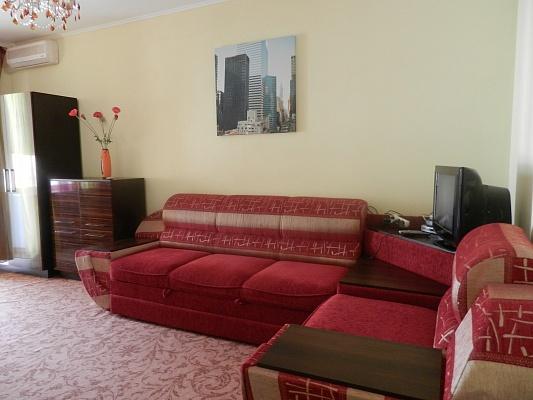 1-комнатная квартира посуточно в Киеве. Голосеевский район, Владимирская-76. Фото 1