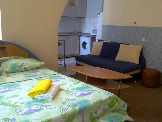 1-комнатная квартира посуточно в Киеве. Подольский район, ул. Ярославская, 31. Фото 1