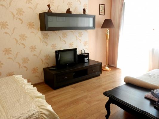 1-комнатная квартира посуточно в Одессе. Приморский район, пр-т Шевченко, 25. Фото 1