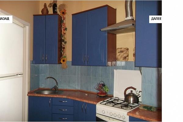 1-комнатная квартира посуточно в Львове. Галицкий район, ул. Железнодорожная, 32. Фото 1