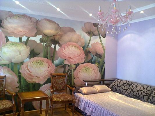 1-комнатная квартира посуточно в Ильичёвске. ул. 1-го Мая, 1г. Фото 1