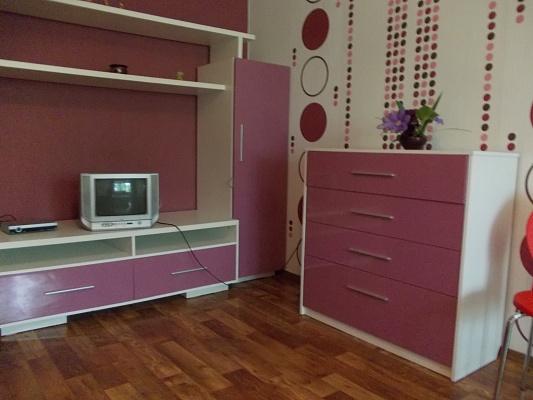 1-комнатная квартира посуточно в Херсоне. Днепровский район, ул. И. Кулика, 133. Фото 1