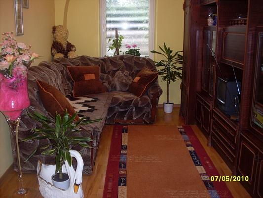 1-комнатная квартира посуточно в Львове. Лычаковский район, ул. Лысенка, 23а. Фото 1