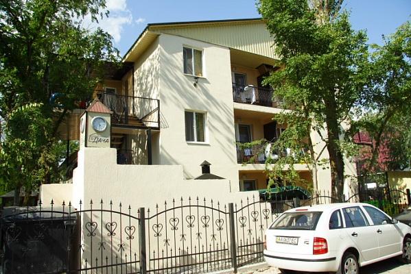 Мини-отель  посуточно в Рыбаковке. Квартал 2, 9а. Фото 1