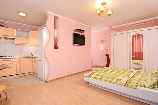 1-комнатная квартира посуточно в Киеве. Печерский район, ул. Кутузова, 2. Фото 1