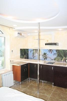 1-комнатная квартира посуточно в Одессе. Приморский район, ул. Дерибасовская, 12. Фото 1