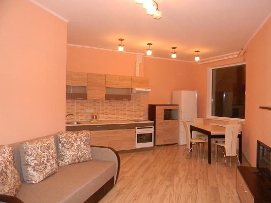 1-комнатная квартира посуточно в Одессе. Приморский район, ул. Среднефонтанская, 19-В. Фото 1