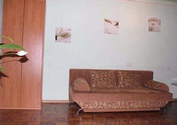 1-комнатная квартира посуточно в Киеве. Голосеевский район, ул. Владимиро-Лыбидская, 16. Фото 1