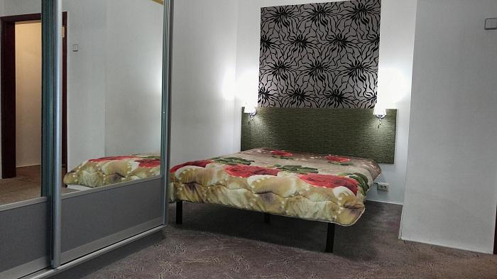 1-комнатная квартира посуточно в Днепропетровске. Кировский район, ул. Комсомольской, 60. Фото 1