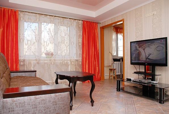 3-комнатная квартира посуточно в Киеве. Печерский район, б-р Леси Украинки, 28. Фото 1