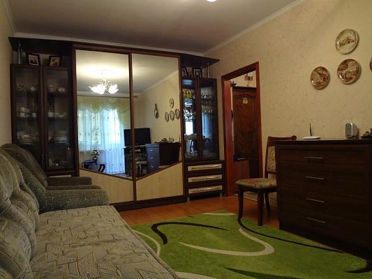 1-комнатная квартира посуточно в Одессе. Суворовский район, пр-т Добровольского, 118. Фото 1
